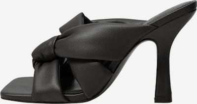 MANGO Šľapky 'Bossy' - čierna, Produkt