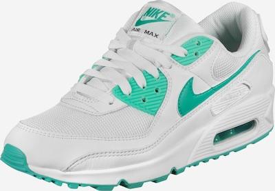NIKE Schuhe ' Air Max 90 ' in blau / weiß, Produktansicht