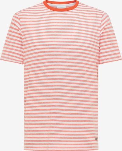 Baldessarini Shirt 'Tepio' in de kleur Oranje gemêleerd / Wit, Productweergave