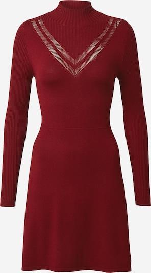 Rochie tricotat ONLY pe roșu rubin, Vizualizare produs