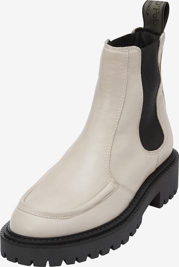 Marc O'Polo Chelsea Boots in beige / schwarz, Produktansicht