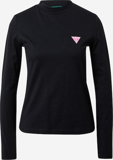 GUESS Shirt 'Eliza' in schwarz, Produktansicht