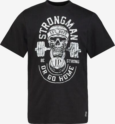 JP1880 Shirt in schwarz / weiß, Produktansicht