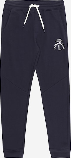 OVS Nohavice - námornícka modrá / biela, Produkt