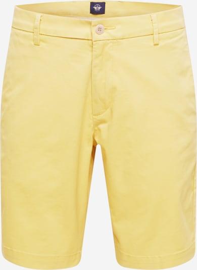 Dockers Shorts 'SMART SUPREME' in gelb: Frontalansicht