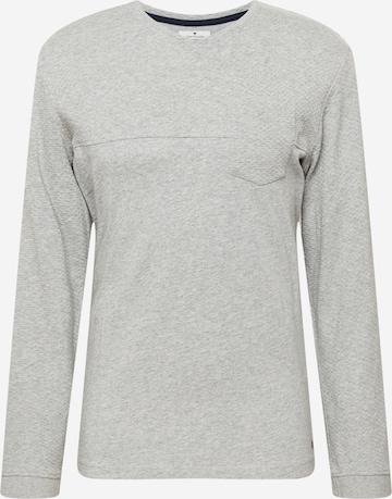 T-Shirt TOM TAILOR en gris