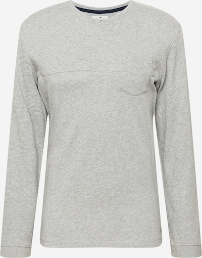 TOM TAILOR Shirt in graumeliert, Produktansicht