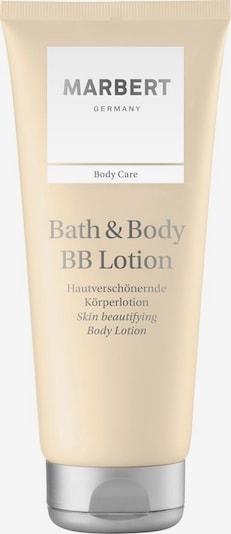 Marbert Körperlotion ' Bath & Body' in beige, Produktansicht