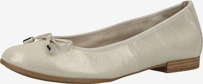 s.Oliver BLACK LABEL Ballerina in hellgrau, Produktansicht