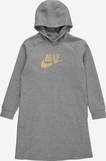Nike Sportswear Obleka | zlata / pegasto siva barva, Prikaz izdelka