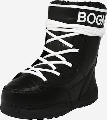 BOGNER Snowboots in Schwarz