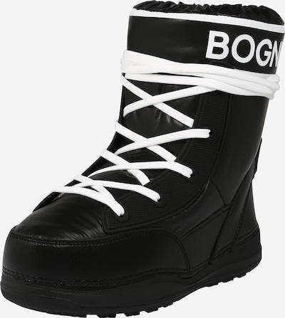 BOGNER Snehule - čierna / biela, Produkt