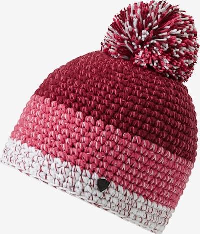 ZIENER Strickmütze 'INTERCONTINENTAL' in pink, Produktansicht