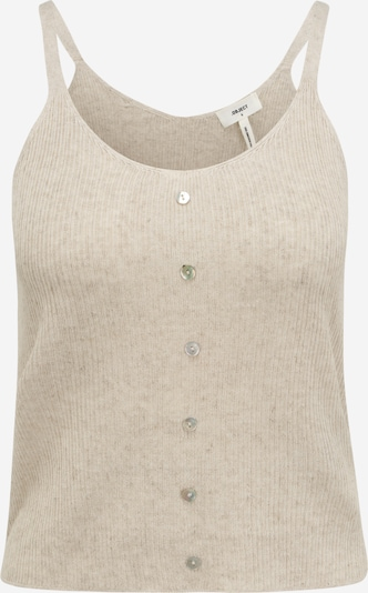 OBJECT Petite Knitted top 'LUCILLA' in Light brown, Item view