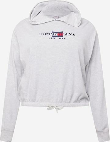 Tommy Jeans Curve Sweatshirt in Grau