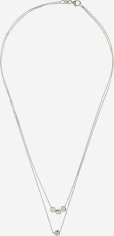 ELLI Necklace 'Kreise, Geo' in Silver