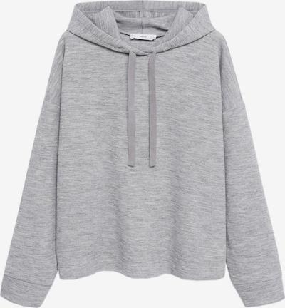 MANGO Sweatshirt 'MAXIME 8' in grau, Produktansicht