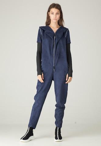 MONOSUIT Jumpsuit 'Gaga' in Blauw