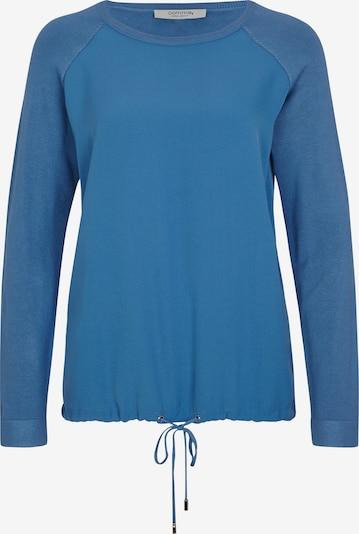 Ci comma casual identity Pullover in blau, Produktansicht