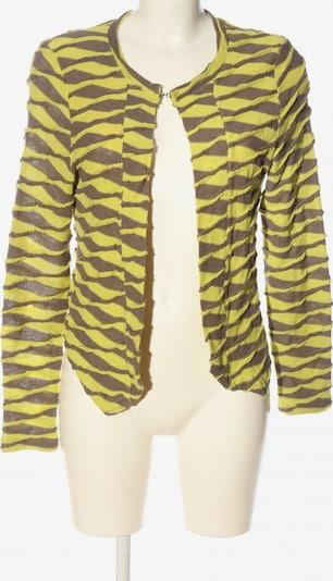 IMITZ Cardigan in L in braun / pastellgelb, Produktansicht