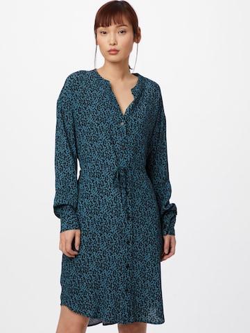mbym Shirt Dress 'Kailan' in Blue