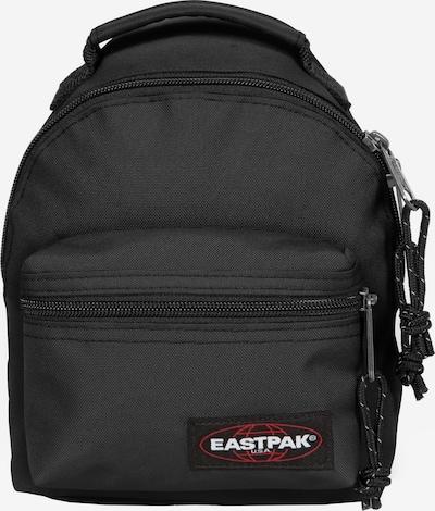 EASTPAK Чанта за през рамо тип преметка в черно, Преглед на продукта
