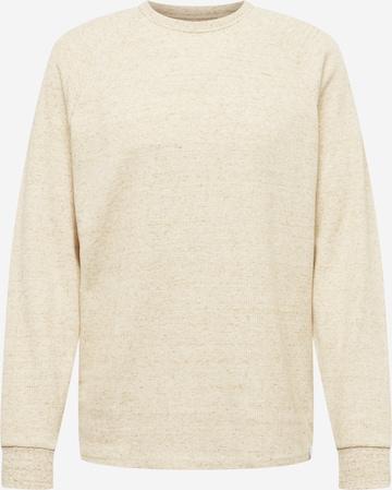 Only & Sons Sweatshirt 'Boaz' in Beige