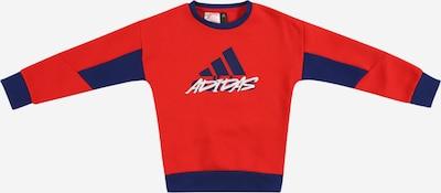 Felpa sportiva ADIDAS PERFORMANCE di colore blu notte / rosso / bianco, Visualizzazione prodotti