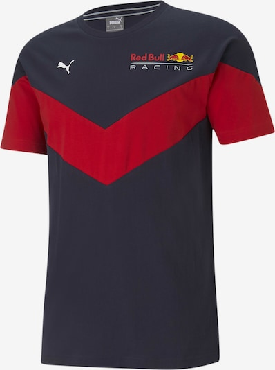 PUMA Funktionsshirt 'Red Bull Racing ' in marine / rot, Produktansicht