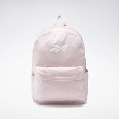 REEBOK Sportrugzak in de kleur Rosa / Wit, Productweergave