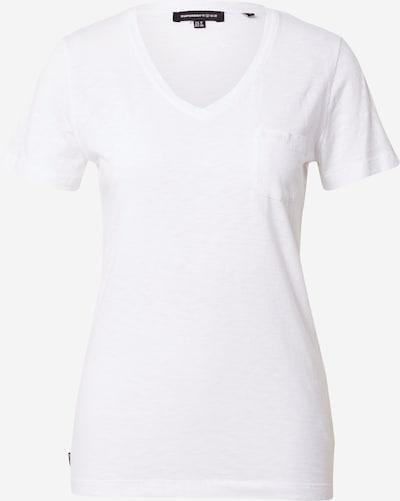 Superdry T-Shirt in weiß, Produktansicht
