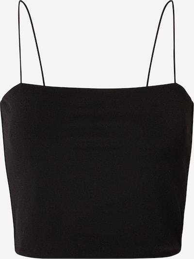 NA-KD Top in schwarz, Produktansicht