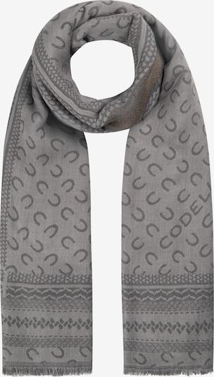 CODELLO Scarf in Grey, Item view