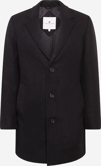 TOM TAILOR Prehoden plašč | črna barva, Prikaz izdelka