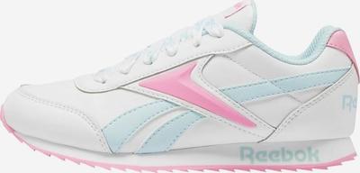 Reebok Classic Sneaker 'Royal Cljog 2' in hellblau / pink / weiß, Produktansicht
