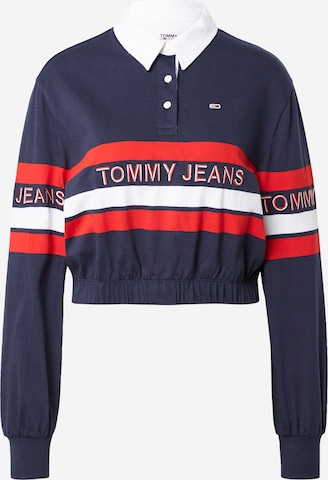 Tommy Jeans Särk, värv sinine