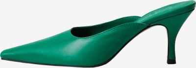 MANGO Schuh 'Raquel' in grün, Produktansicht