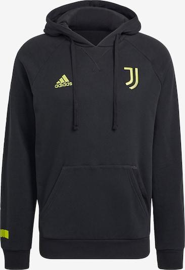 ADIDAS PERFORMANCE Sportsweatshirt in de kleur Neongeel / Zwart, Productweergave