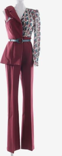 Elisabetta Franchi Jumpsuit in S in mischfarben / bordeaux, Produktansicht