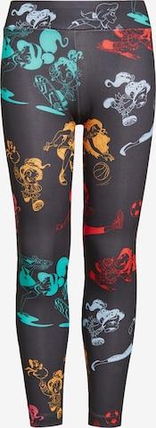 ADIDAS PERFORMANCE Leggings in Grau