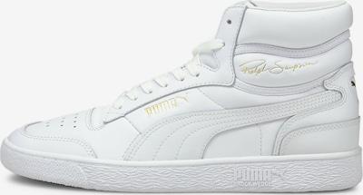 PUMA Sneakers hoog 'Ralph Sampson' in de kleur Goud / Wit, Productweergave