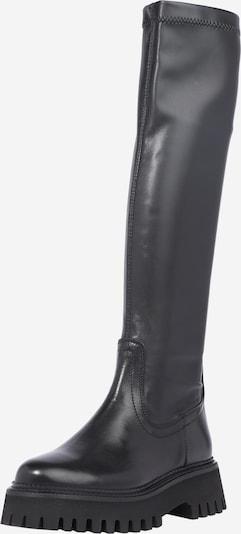 BRONX Muszkieterki w kolorze czarnym, Podgląd produktu
