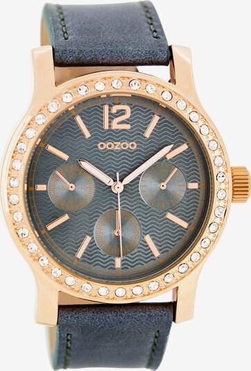 OOZOO Uhr »C7932« in blau / navy, Produktansicht