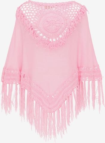 MYMO Poncsó - rózsaszín