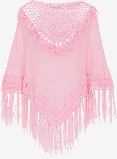 MYMO Cape en rose clair, Vue avec produit