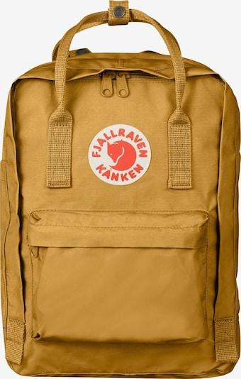"""Fjällräven Rucksack ' Kanken 13"""" Laptop ' in gelb, Produktansicht"""