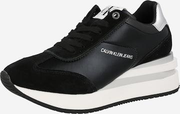 Calvin Klein Matalavartiset tennarit värissä musta