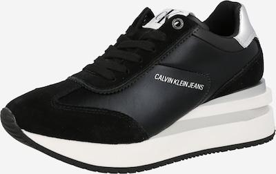 Calvin Klein Sneakers in Black / Silver / White, Item view