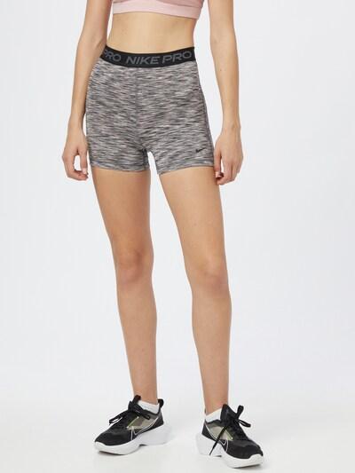 NIKE Spodnie sportowe w kolorze czarny / białym, Podgląd na modelu(-ce)