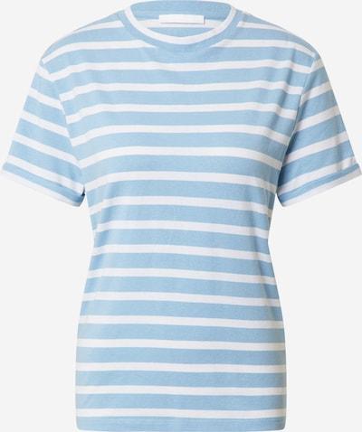 Tricou 'Espring' BOSS Casual pe albastru deschis / alb, Vizualizare produs